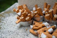 Stop cigarette Royalty Free Stock Photos