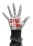 Stop Crime Stock Photos