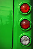 Stop lights Royalty Free Stock Photos