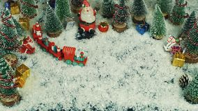 Stop Motion Animation Of Buon Natale Italian In English Merry Christmas