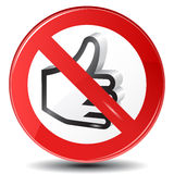 Stop OK Sign Royalty Free Stock Photo