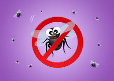 Stop pest Royalty Free Stock Photos