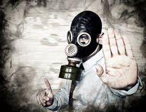 Stop Pollution Royalty Free Stock Photo