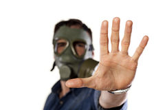 Stop Pollution Stock Images