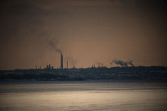 Stop pollution of our planet Royalty Free Stock Photography