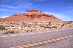 Stop At The Rest Area for This View. Utah Royalty Free Stock Photo