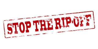 Stop the rip off Stock Photography