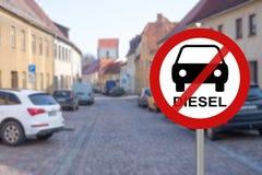 Driving ban Royalty Free Stock Photos