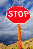 Stop sign. Stock Photography