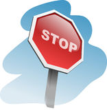 Stop Sign, Traffic Sign, Stop Royalty Free Stock Image