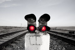 Stop signal Royalty Free Stock Photo