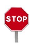 Stop signal Royalty Free Stock Image
