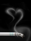Stop smoking. Love your health Royalty Free Stock Photo