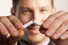 Stop Smoking Stock Photography
