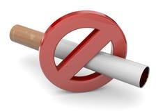 Stop Smoking Concept - 3D Stock Photos
