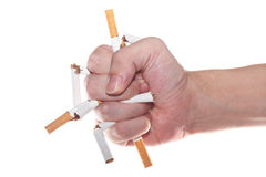 Stop Smoking! royalty free stock photos