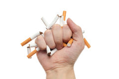 Stop Smoking! royalty free stock image