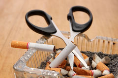 Stop smoking, quit smoking Stock Photo