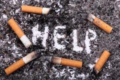 Stop Smoking! Stock Image