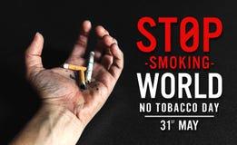 Stop smoking vector illustration