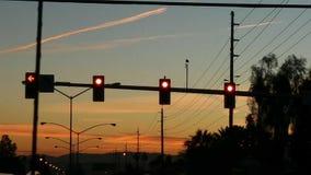 Stop Sunrise stock photo