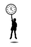Stop time Stock Images