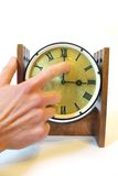 Stop time Stock Photography