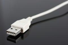 Stop USB royalty-vrije stock afbeeldingen