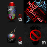 Stop war Royalty Free Stock Images