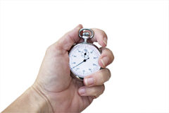 Free Stop Watch Royalty Free Stock Photography - 9049087