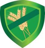 Stop the wheat gluten Royalty Free Stock Photos