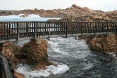 Stopa most Zdjęcie Royalty Free