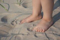 stopa trochę Fotografia Stock