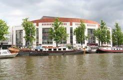 Stopera Amsterdam Royalty Free Stock Images