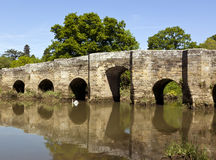 Stopham Bridge near Pulborough, West Sussex Royalty Free Stock Photography