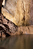 Stopica Cave Stock Image