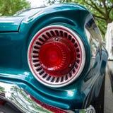 Stoplamp van compacte auto Ford Falcon, 1962 Stock Afbeeldingen