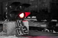 Stoplight Fotografia Stock
