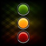 stoplight Fotografia de Stock
