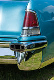 Stoplight of a personal luxury car Lincoln Continental Mark II. PAAREN IM GLIEN, GERMANY - MAY 23, 2015: Stoplight of a personal luxury car Lincoln Continental royalty free stock photo