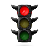 Stoplight Royalty Free Stock Photo