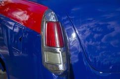 Stoplight stary Radziecki samochodowy Volga GAZ M-21 Fotografia Royalty Free