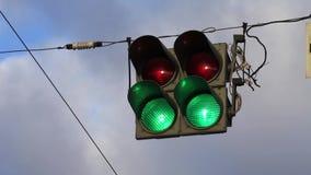 Stoplights zdjęcie wideo