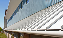 stopniowe centrum przetwarzania ubc drewna Obraz Stock