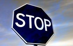 stopp arkivbilder