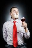 Stoppa alkoholism arkivbilder