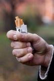 Stoppa att röka Royaltyfria Bilder