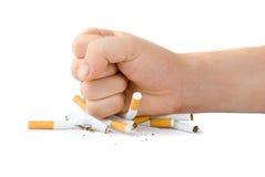 Stoppa rökning Royaltyfria Foton