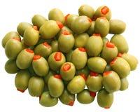 stoppade olivgrön Royaltyfria Foton