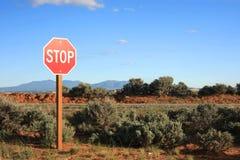 Stoppen Sie Atomkraftwerke Stockfotografie